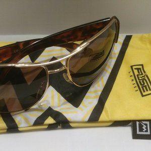 Prada SPR 52G Tortoise Aviator Designer Sunglasses